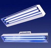 Lampa bactericida LBA 2x15W fixa, tub Philips / Osram
