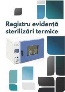Registru evidenta sterilizari termice