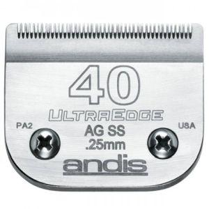 Cutit ANDIS, 0.25 mm, Size 40