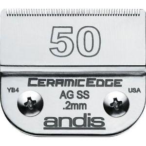 Cutit ceramic ANDIS, 0.2 mm, Size 50SS