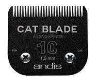 Cutit ANDIS pentru blana pisicilor, size 10, 1.5 mm