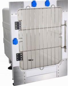 Cusca pentru internari din fibra de sticla medie KA-510M