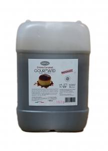 Sampon Gourmand crema caramel, 5 litri