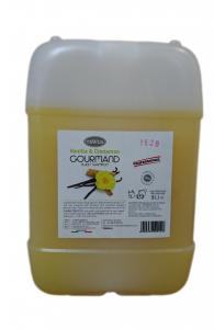 Sampon Gourmand vanilie si scortisoara, 5 litri