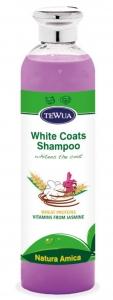 Sampon pentru blana alba cu iasomie 250 ml, Tewua
