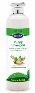 Sampon cu ulei de jojoba pentru puppy 250 ml, Tewua P51041