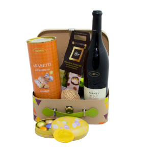 Easter Suitcase