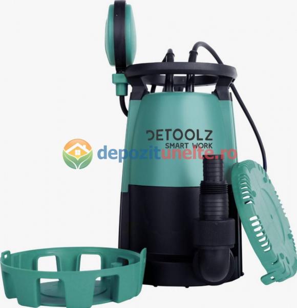 DZ-P101 Pompa submersibila apa curata/murdara 3in1 500W, DEETOOLZ