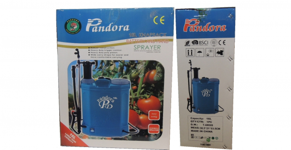 Pompa stropit electrica + Manuala ( 2 in 1 ) 16 Litri Pandora