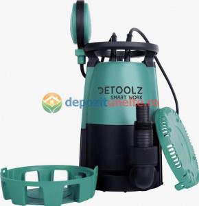 DZ-P100 Pompa submersibila apa curata/murdara 3in1 400W DEETOOLZ