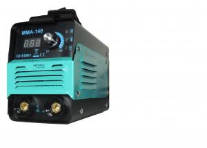 Invertor de sudura ULTRAPORTABIL - DZ-ES001 supraventilat, clasa compacta, Tehnologie IGBT- MMA-140 A cu functie de protectie la functionarea la mersul in GOL (  Modul VRD) + HOT START + ANTISTICK + A