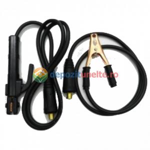 Kit cabluri sudura, clesti si borne LV-200S Micul Fermier