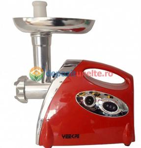Masina electrica de tocat carne rosie MGB-080 1200W JIA