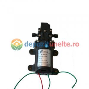 Pompa de presiune cu motor de 12 Vcc pentru pompa de stropit electrica Pandora - iesire pe ștuț