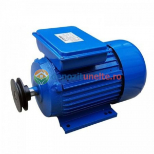 Motor electric monofzat UralMash Campion 3 kW, 1500RPM, BOBINAJ 100% CUPRU