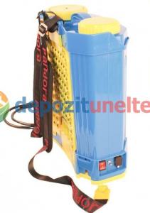 Pompa de stropit electrica cu acumulator Pandora 16 L - Vermorel electric