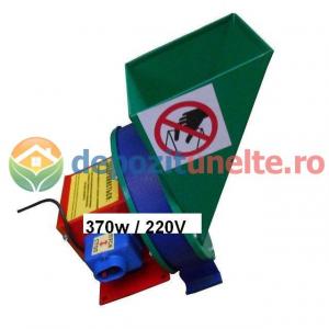 Razatoare electrica pentru fructe si legume 370W - Razatoare/tocator INOX