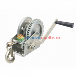 TROLIU, macara manuala - Ridicator manual - Winch manual 1000kG