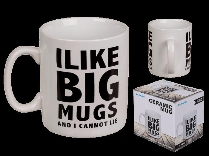 Cana I like big mugs