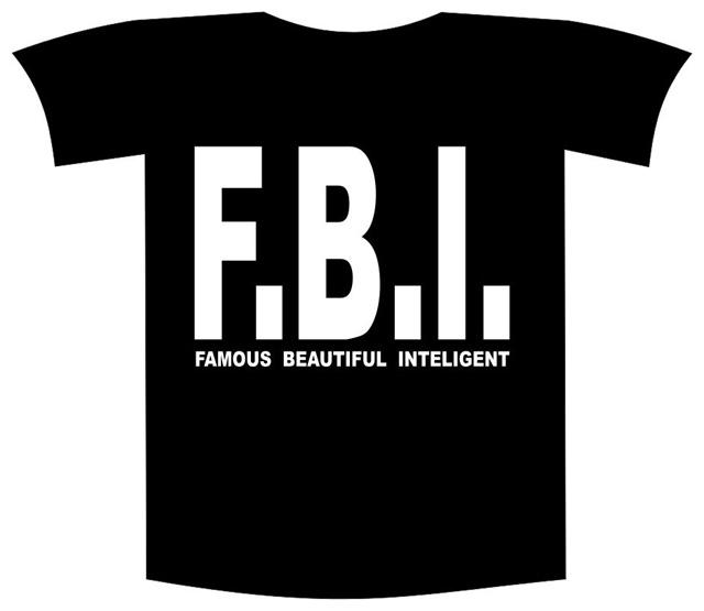 """Tricou imprimat """"Famous beautiful"""""""