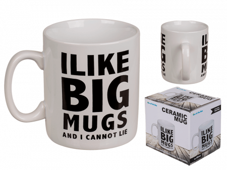 Cana I like big mugs