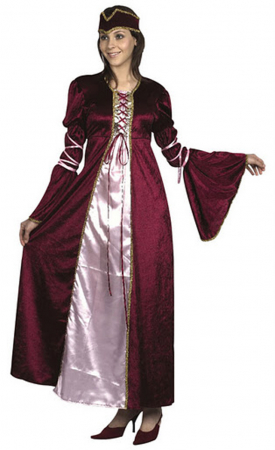 Costum printesa renascentina