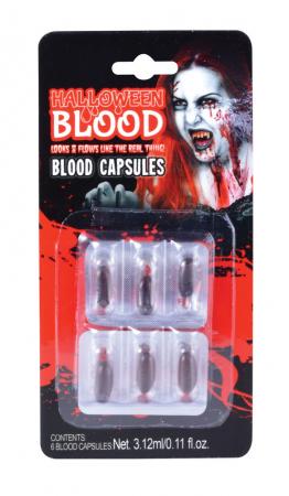 Capsule sange fals