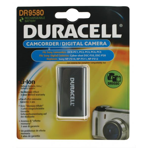 Acumulator Duracell DR9580 pentru camere digitale-big