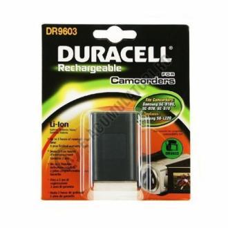 Acumulator Duracell DR9603 pentru camere video-big