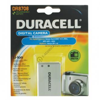 Acumulator Duracell DR8708 pentru camere digitale-big