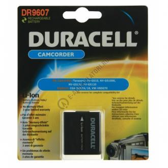 Acumulator Duracell DR9607 pentru camere video-big