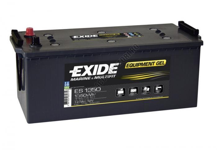 Acumulator Auto Exide GEL 120 Ah cod ES1350-big