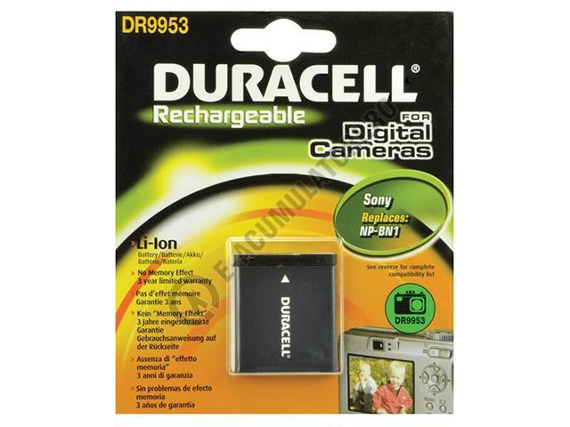 Acumulator Duracell DR9953 pentru camere digitale-big