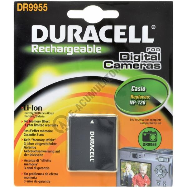 Acumulator Duracell DR9955 pentru camere digitale-big