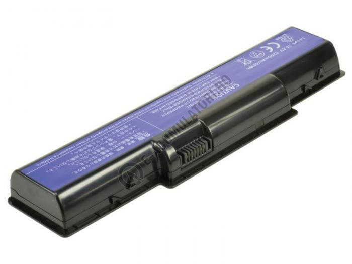Acumulator LAPTOP 2-POWER compatibil pentru Acer eMachines G627 , 6 celule Li-Ion 10.8v 5200mAh-big