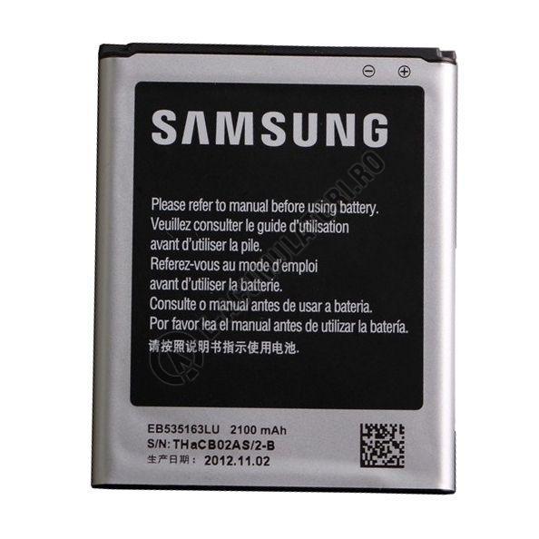 Acumulator Samsung  EB535163L Galaxy Grand I9082 Original-big