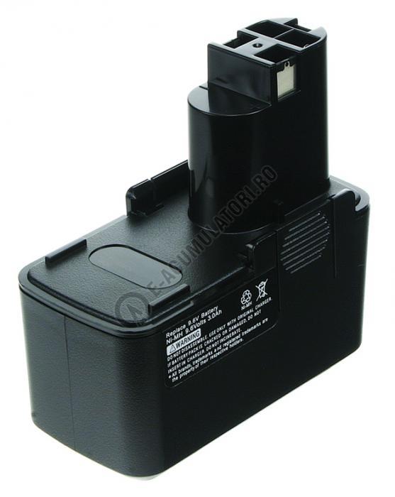 Acumulator unelte electrice 2-POWER 9,6 V 3000 mAh cod PTH0028A-big