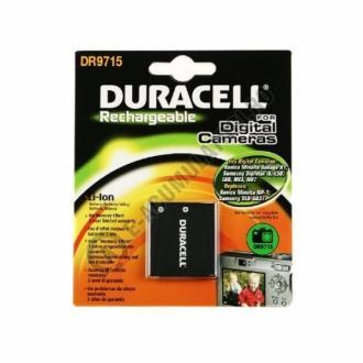 Acumulator Duracell DR9715 pentru camere digitale-big