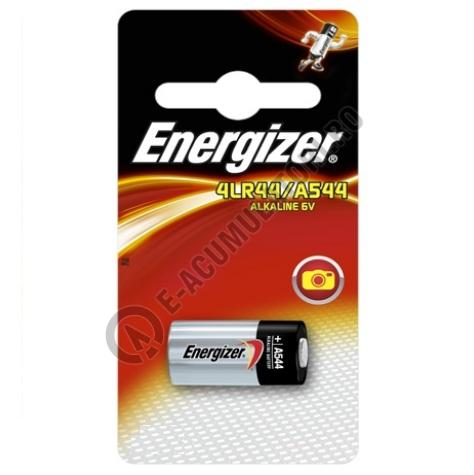 Baterie alcalina Energizer 4LR44 blister 2 buc-big