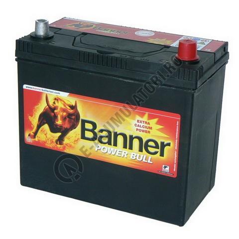 Baterie Auto Banner Power Bull 45 ah JAPAN cod P4523-big