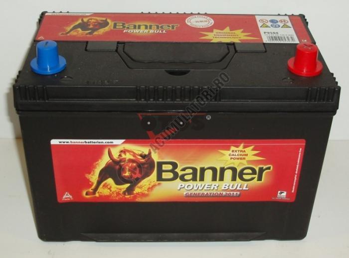Baterie Auto Banner Power Bull 95 ah JAPAN cod P9504-big