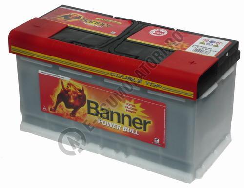 Baterie Auto Banner Power Bull PRO 100 Ah cod P10040-big