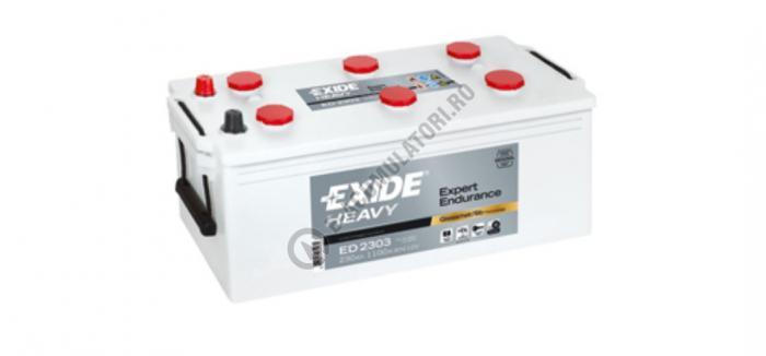 Baterie Auto EXIDE Expert Endurance 230 Ah cod ED2303-big