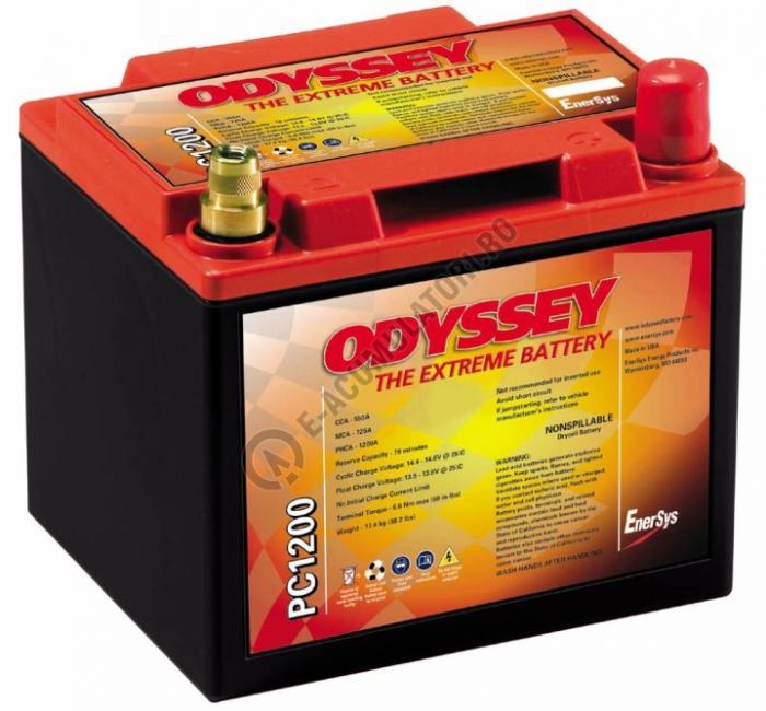 Baterie Auto ODYSSEY Deep Cycle 44 Ah  cod PC1200T-big