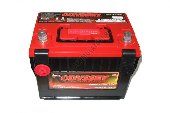 Baterie Auto ODYSSEY Deep Cycle 50 Ah cod PC1230-big