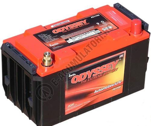 Baterie Auto ODYSSEY Deep Cycle 65 Ah cod PC1700T-big