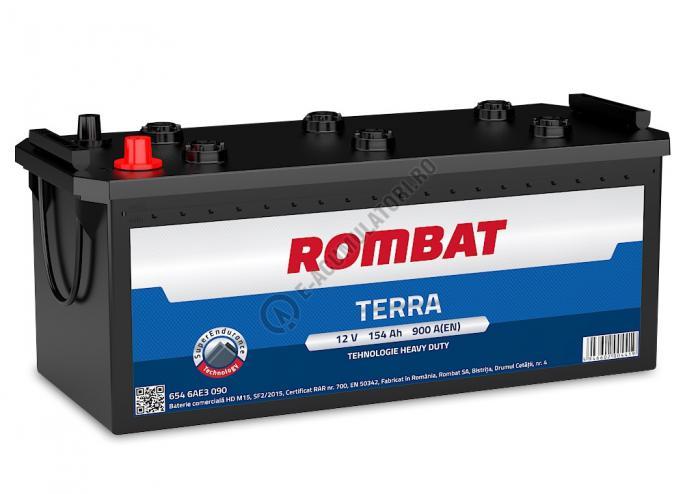 Baterie Auto rombat Terra 12 V 154 Ah cod M15-big