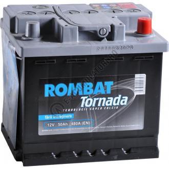 Baterie Auto Rombat Tornada 12 V 50 Ah-big