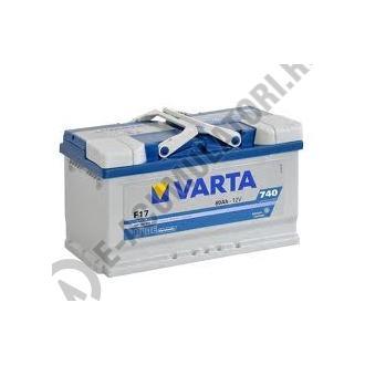 BATERIE AUTO VARTA BLUE 80 Ah cod F17 - 5804060743132-big