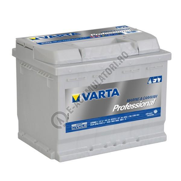 BATERIE AUTO VARTA PROFESSIONAL 60 Ah cod LFD60 - 930060056B912-big